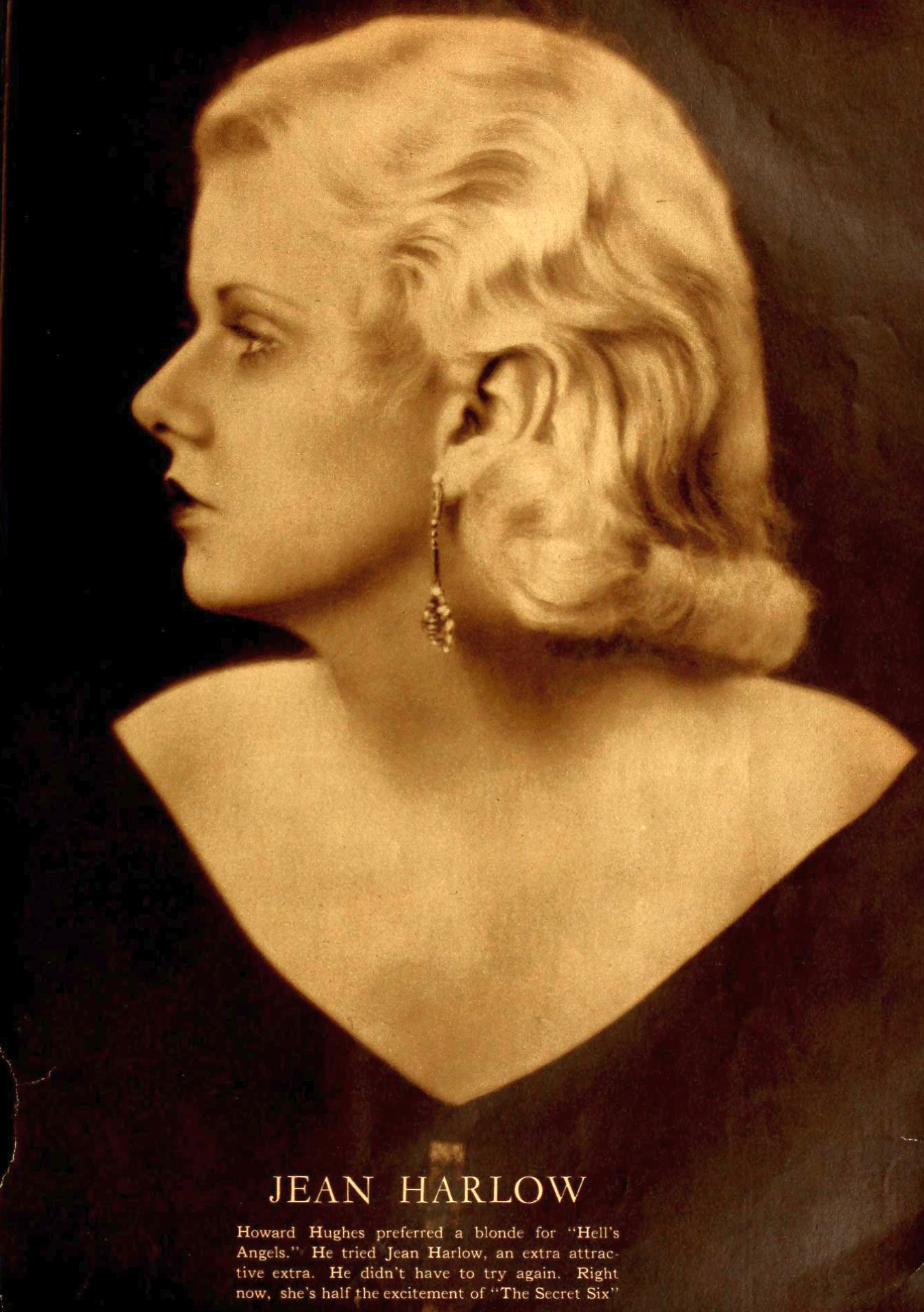 jean harlow motion picture march 1931a