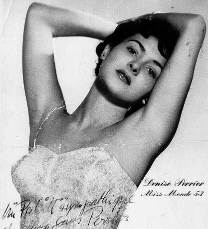 53 Denise Perrier