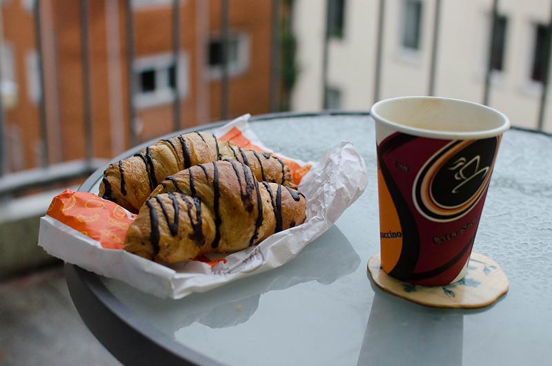 Мюнхен. Кофе