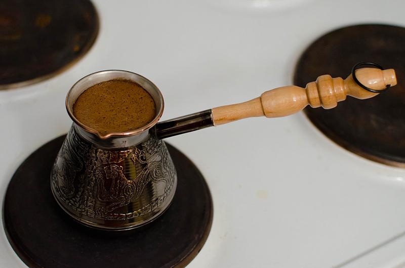 розами как сварить кофе в турке пошагово фото когда