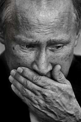 Старый Путин_