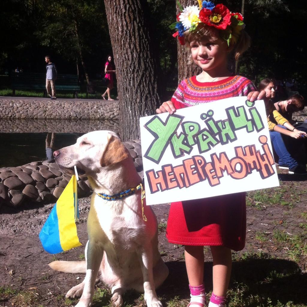 Украинцы непобдимы