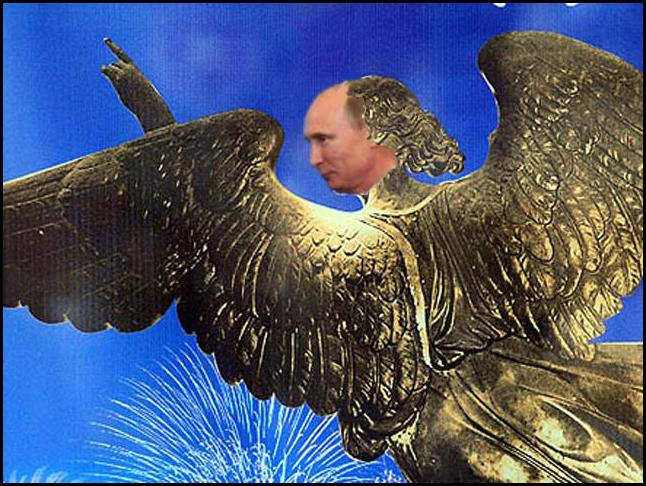 Путин-Ангел