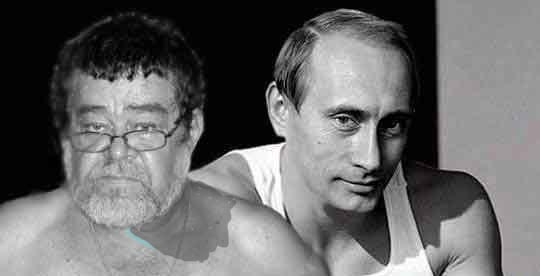 Мы с Путиным