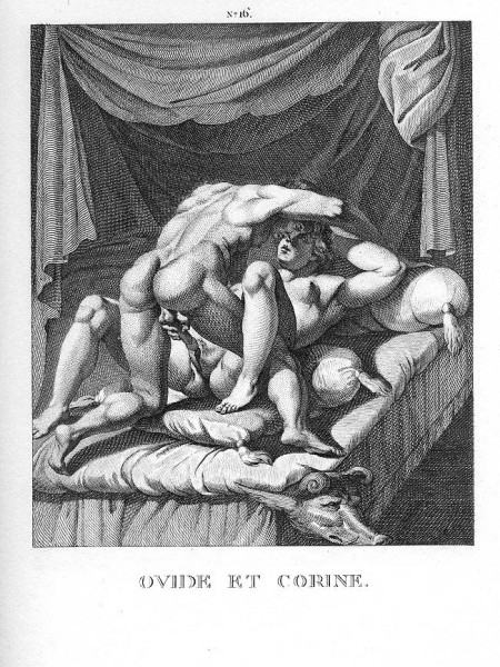 the societys view on love and sex in 18th century