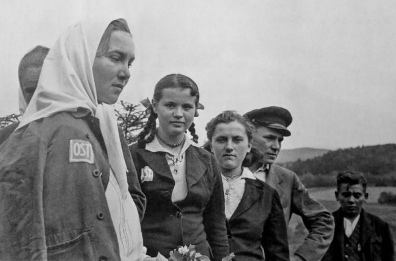 остарбайтеры, немецкая каторга
