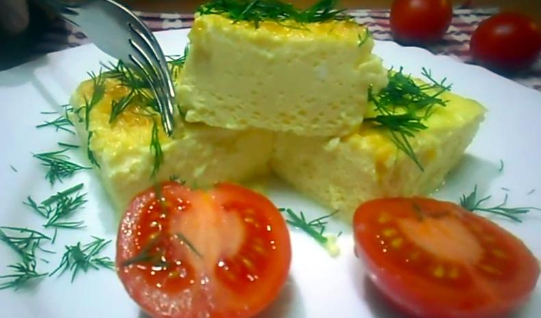 Как приготовить пышный омлет как в детском саду?