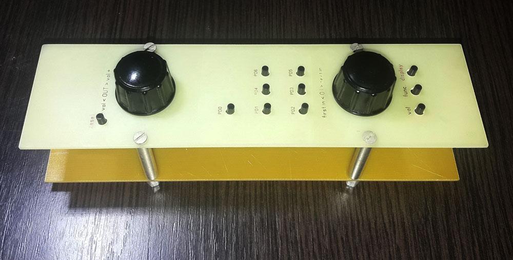 Пульт дистанционного управления на  NRF24l01