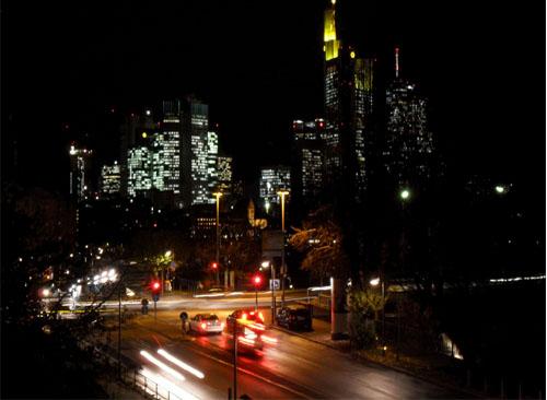Frankfurt Night - Nacht - Nochnoi