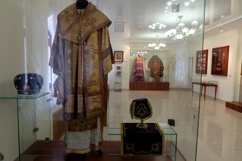 В 2013 году был открыт и музей Свято-Богородичного Казанского монастыря.