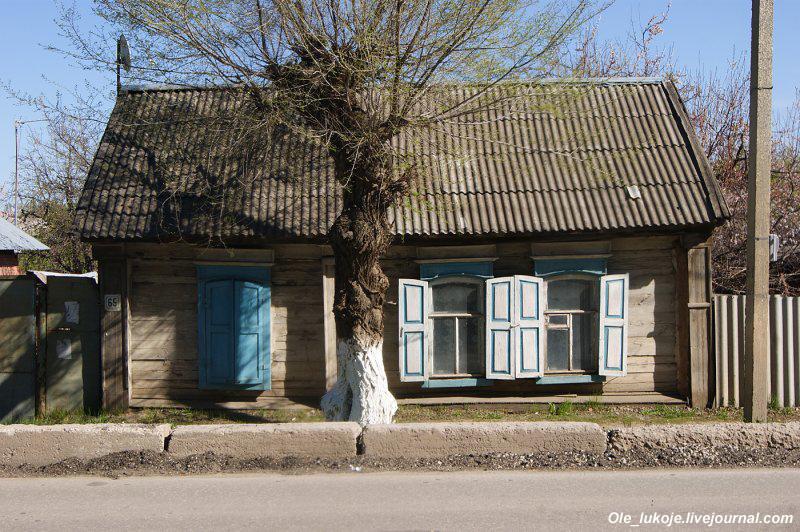 Перпендикулярные улице Кирова кварталы.