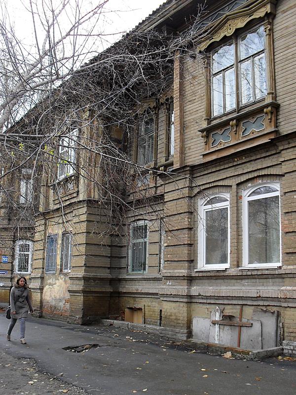 Советская, 92. Дом-музей Кошечева - памятник архитектуры.