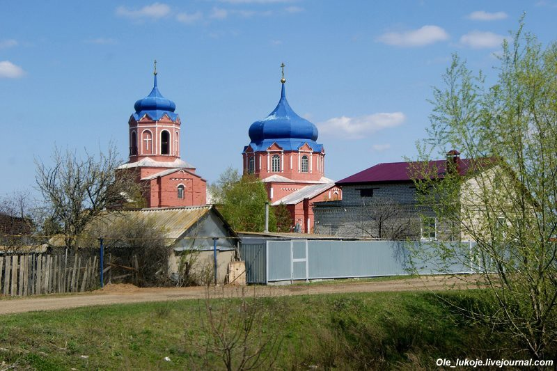 Небольшое село Маянга за Балаково. Основано в 1760 году, здесь также селились и старообрядцы.