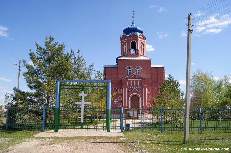 В 19 веке (после 1851 года) село также относилось к Самарской губернии, хотя находится уже ближе к Саратову.