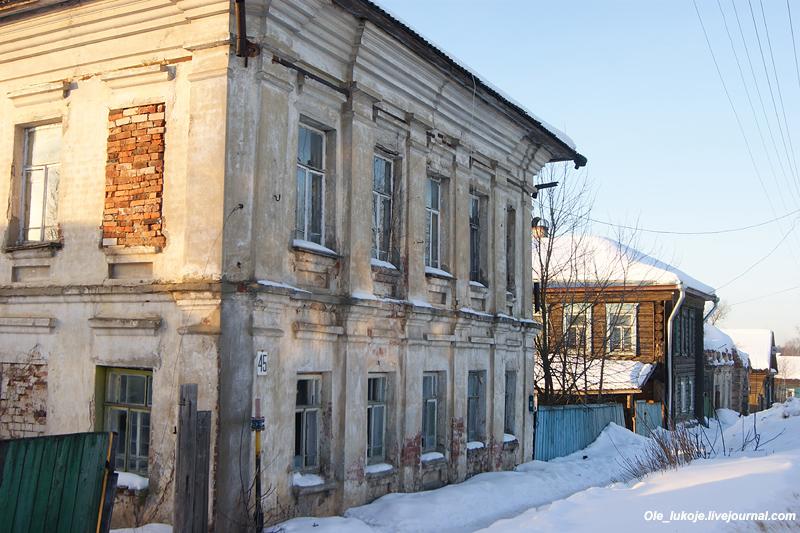 Далее по Советской. Жилой дом 1827 года.