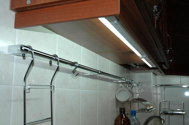 Зоны на кухне своими руками
