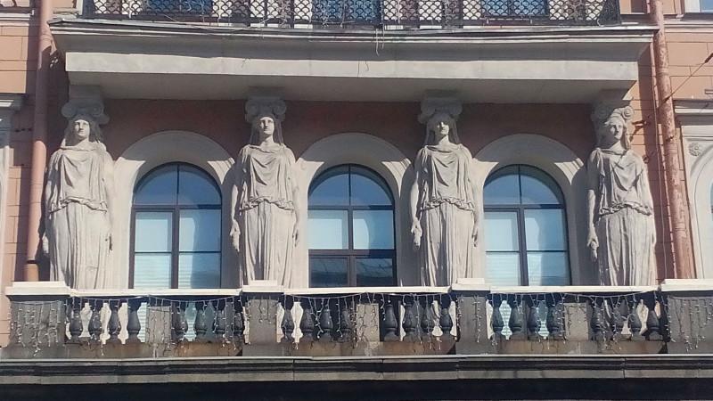 Анланты в Петербурге