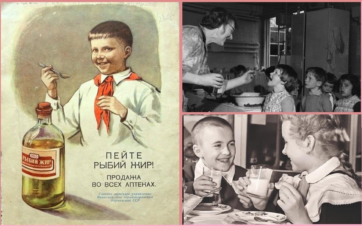 Воспоминание о тяжёлом советском детстве