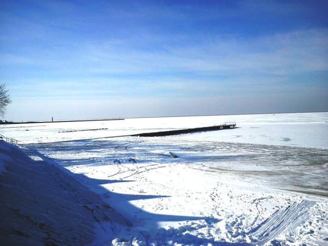 Замёрзшее море