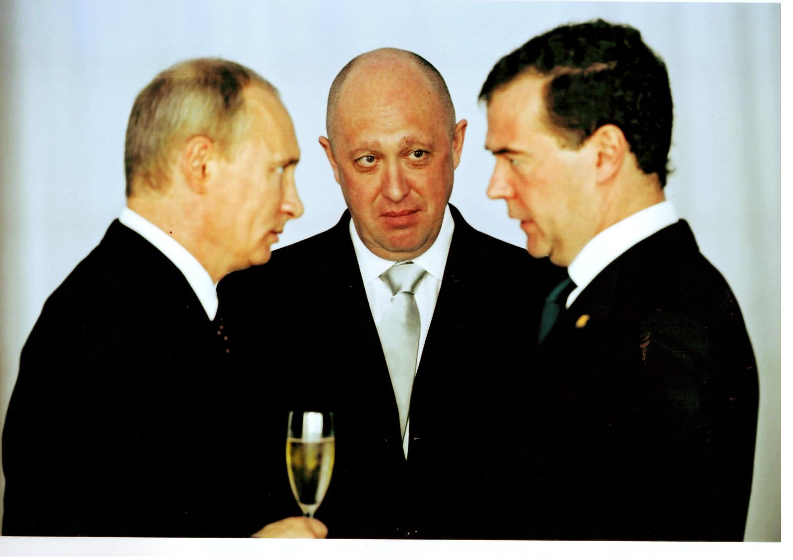 Пригожин Евгений Викторович биография и пресс-портрет.