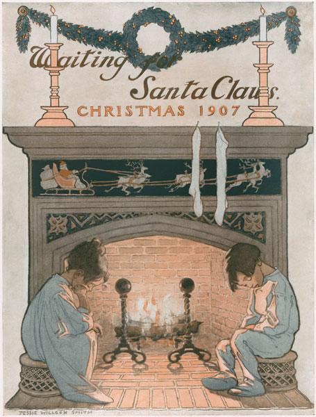 Vintage Christmas Illustrations.Vintage Christmas Illustrations 0rchid Thief Livejournal