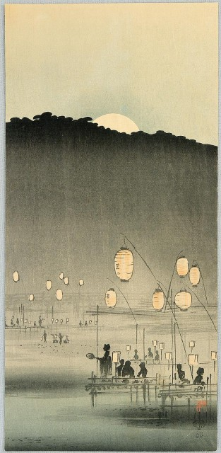 Paper Lantern in Art: 0rchid_thief — LiveJournal