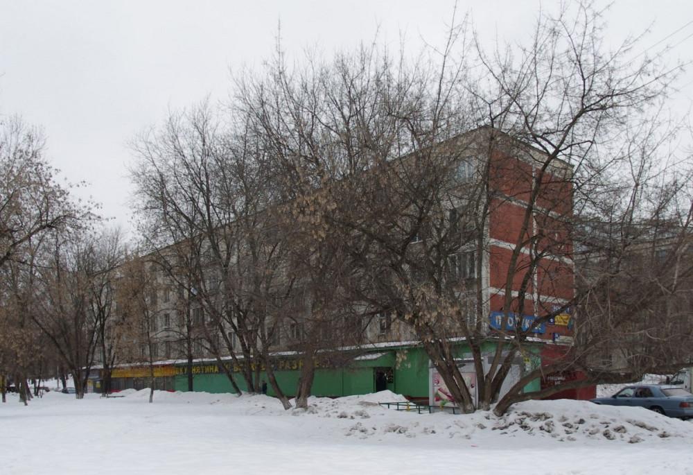 Карамышевская набережная, 34  март 2013