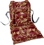 Подушка на кресло из гречихи
