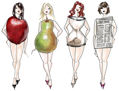 Разные формы женских грудей частное фото — 10