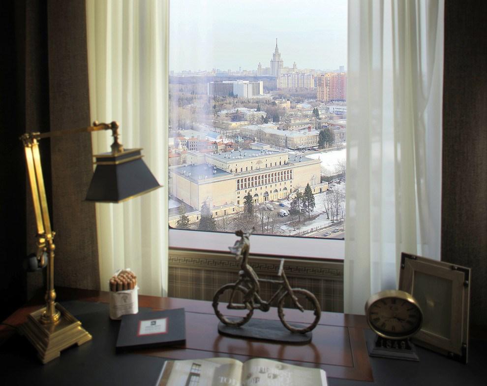 Квартира в Москве - 140 кв. м.