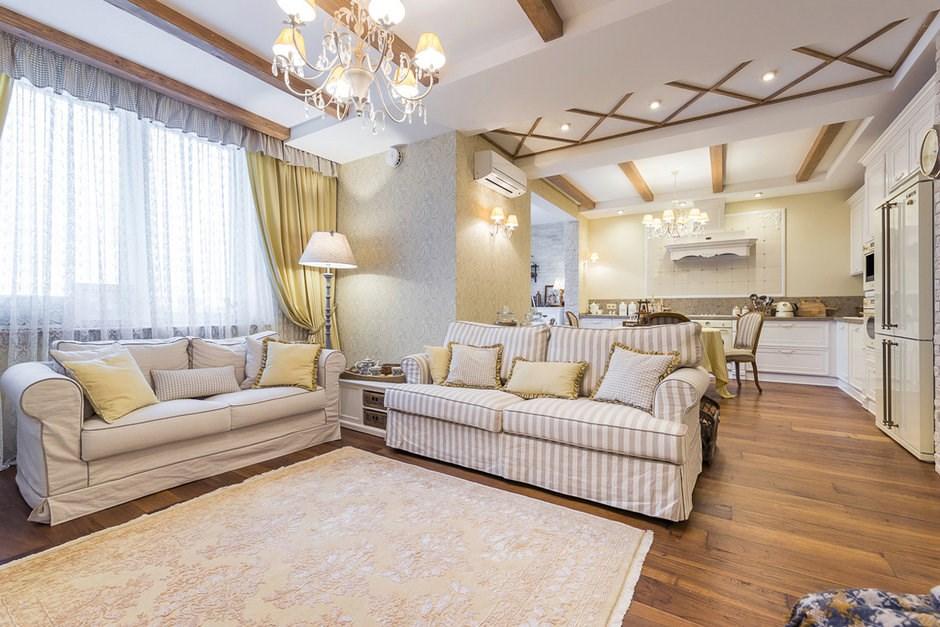 Квартира в Москве - 80 кв. м.