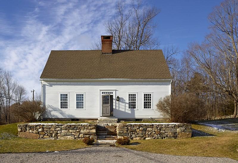 Дом в Коннектикуте фотографии