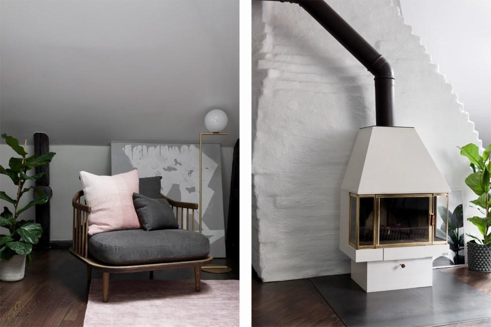 Квартира в Стокгольме - 65 кв. м. фотографии