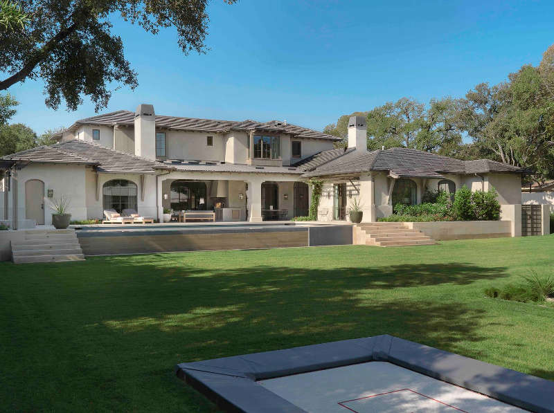 Дом в Техасе фотографии