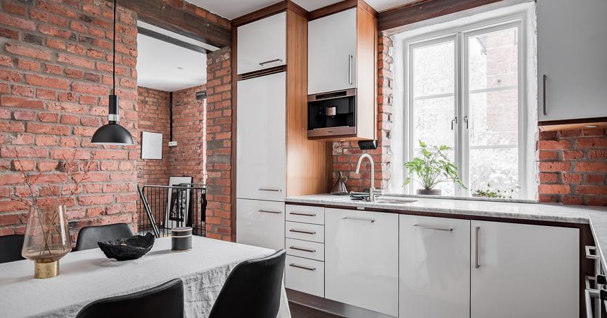 Квартира в Стокгольме фотографии