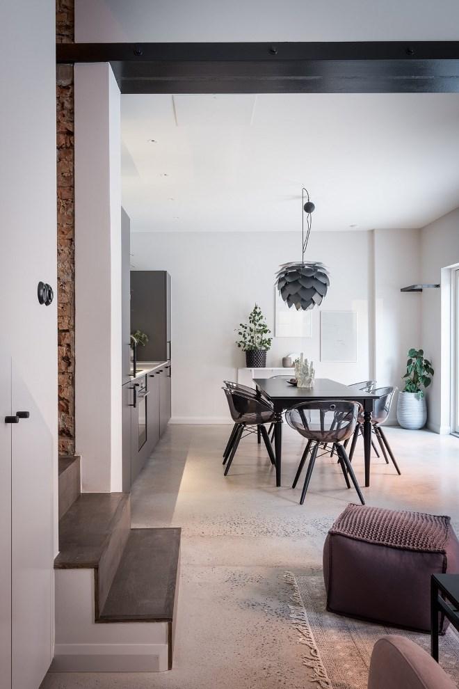Квартира в Гётеборге - 60 кв. м.  фотографии