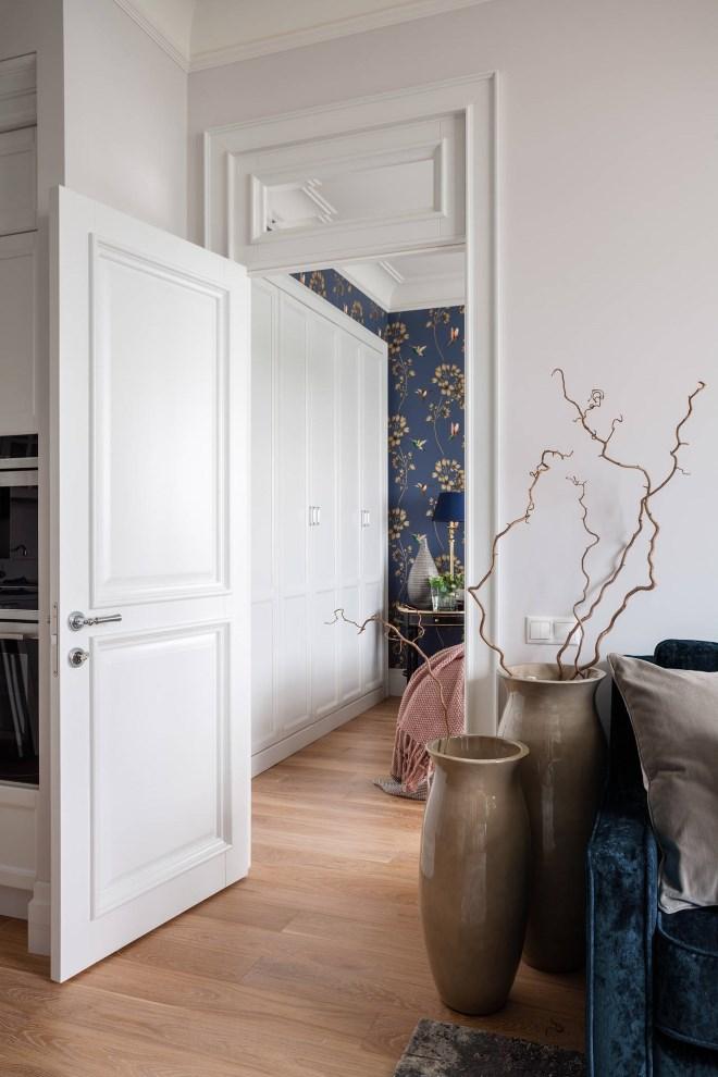 Квартира в Москве - 55 кв. м. фотографии