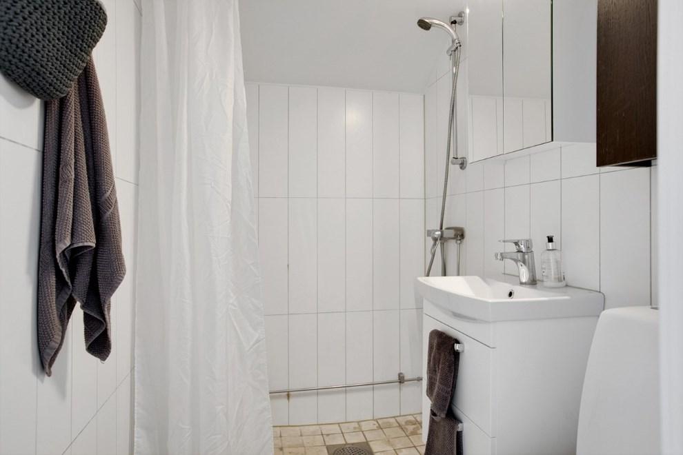 Мансарда в Мальмё - 48 кв. м. фотографии