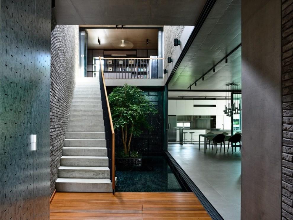 Дом в Сингапуре фотографии
