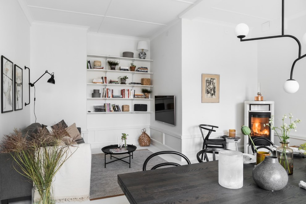 Квартира в Гётеборге - 70 кв. м. фотографии