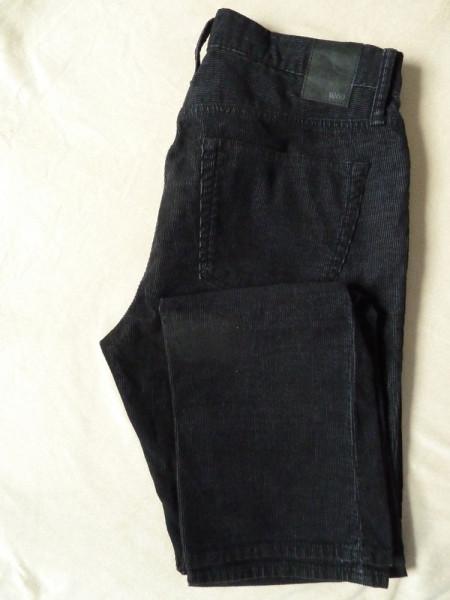 штаны вельвет