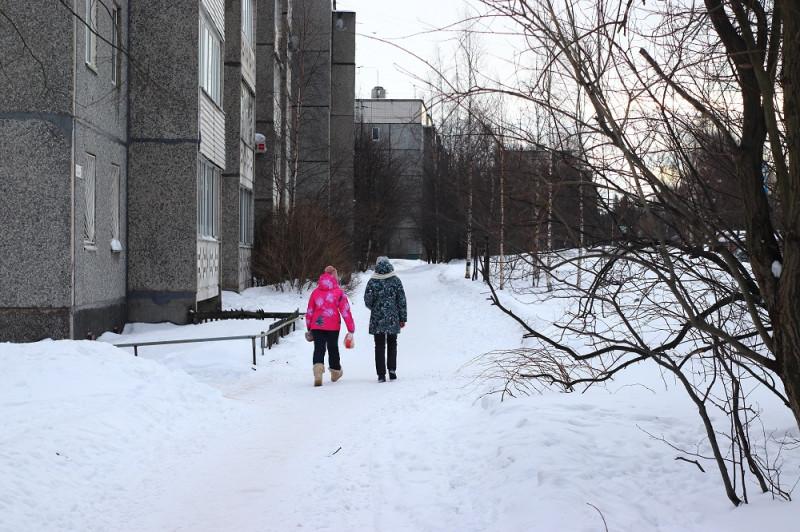 Петрозаводск, Ключевая, ул.Гвардейская