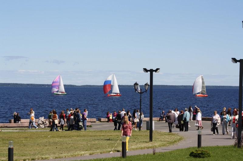 День города Петрозаводска. 30 июня 2012 года