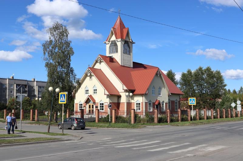 Лютеранский храм