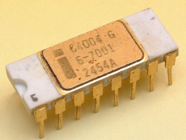 Intel C4004 G