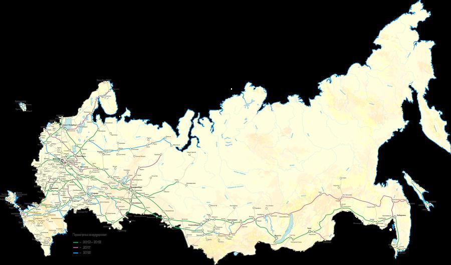 РЖД и Эльбрусы