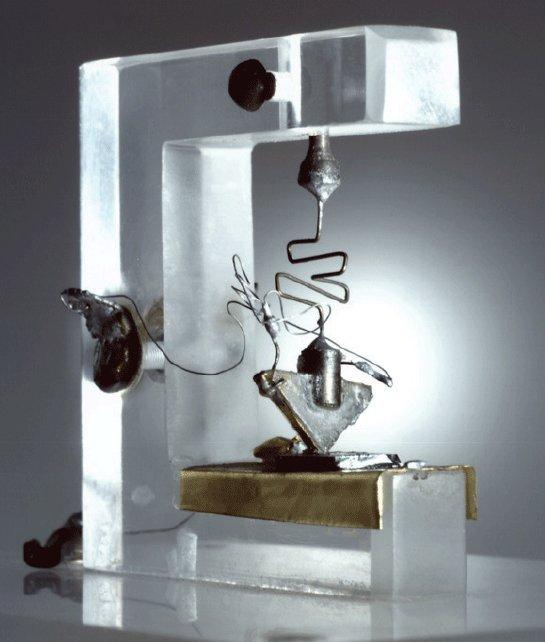 Transistor, 1947