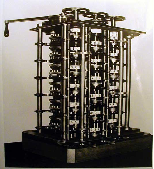 Babbage-Difference-Engine