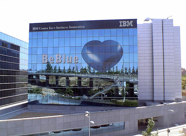 IBMbeBlue