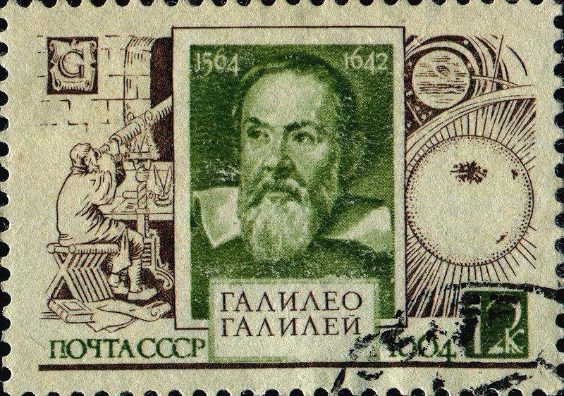 800px-Stamp_Galileo_Galilei_USSR